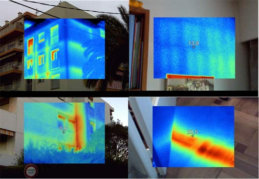 Analyse Thermographique Infrarouge ou Thermographie IR