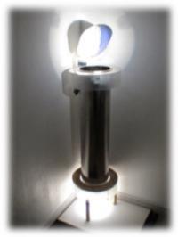 tube de lumière